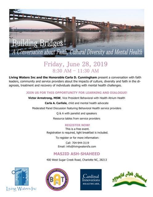 Building bridges event